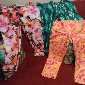 Bundle of work out pants